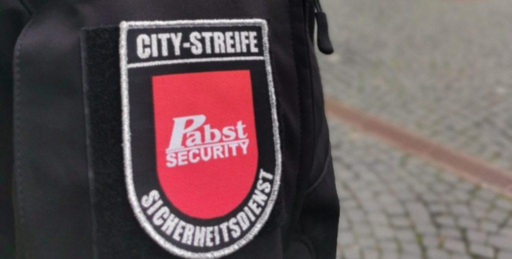 Formale Dienstkleidung unsere Sicherheitsteams