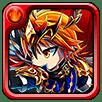 ブレイブフロンティア_UN.494n_赤魔剣神ファルオン