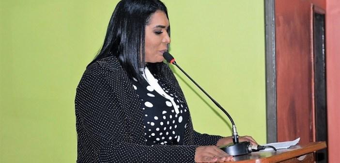 Empossada em Pacajá a nova vereadora do município