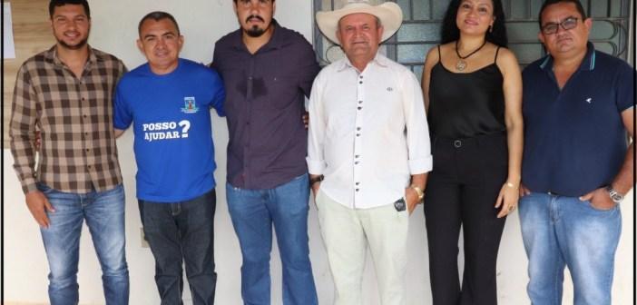 Novo Secretário Municipal de Meio Ambiente de Pacajá é empossado