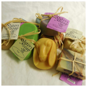 Cropped Soap
