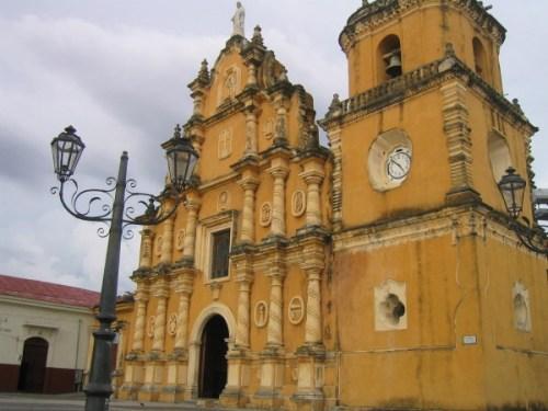 Church of la Recolección