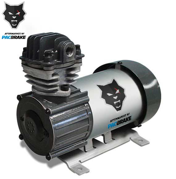 Parts Motor Wound Series