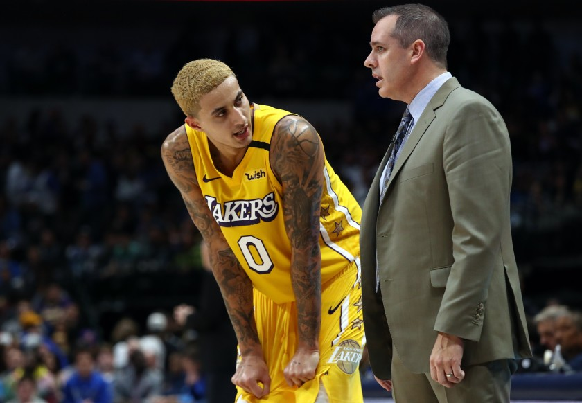 Kyle Kuzma: Is he any good?  Pace and Space