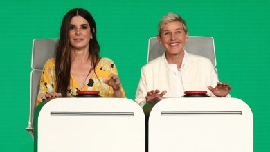 Photo of Sandra Bullock and Ellen Suing Scammy Affiliates