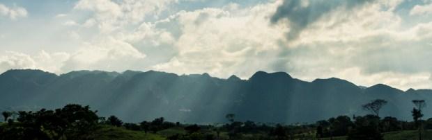 Guatemalan Mountains