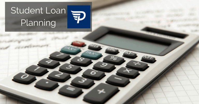 student loan planning