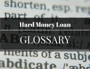 hard money loan glossary - paces funding atlanta