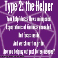 type 2 helper