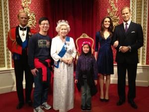 Madame-Tussaud-Royal-Family