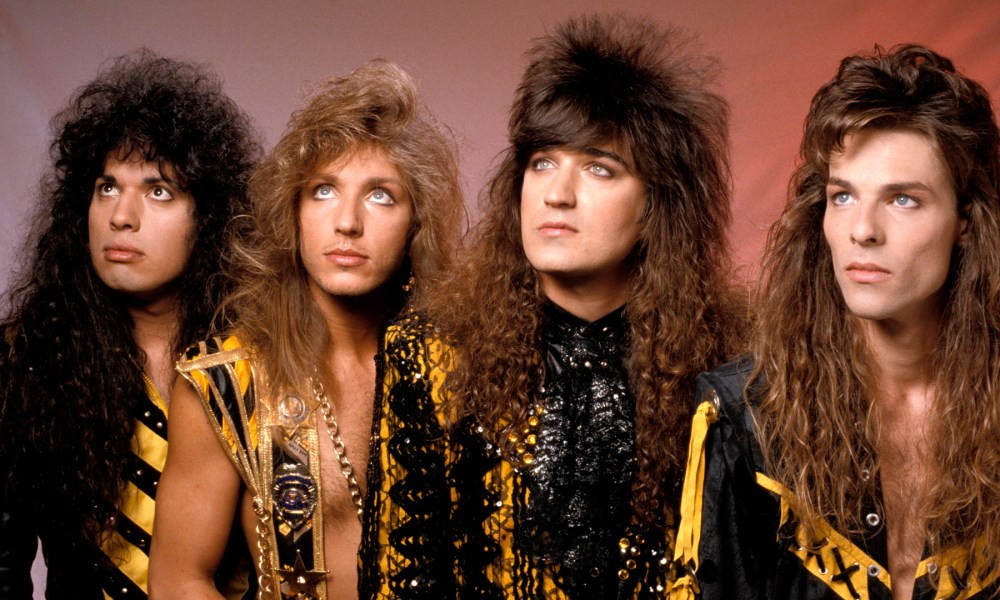 Christian Metal Band Stryper to Celebrate 13 Years at Hard Rock ...