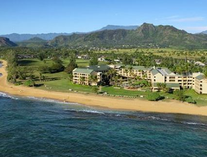 Courtyard Kauai Beach Resort Golf Package