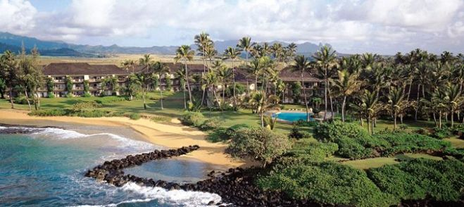 Lei Nani Kauai Resort Golf Package