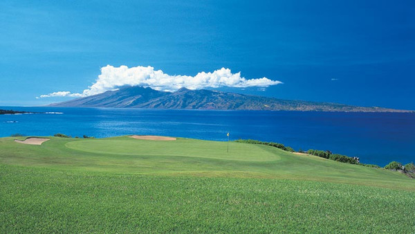Maui Golf Vacation Package