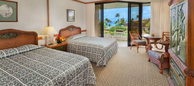 Kaanapali Beach Hotel Golf Package