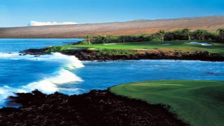 Mauna Kea Resort Golf Package