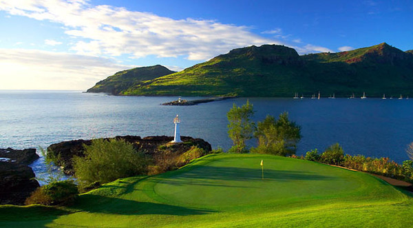 Kauai Golf Vacation Packages
