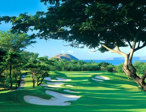 Wailea Gold Course