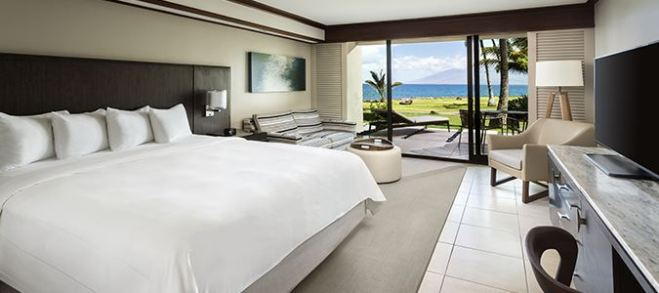 Marriott Wailea Golf Package