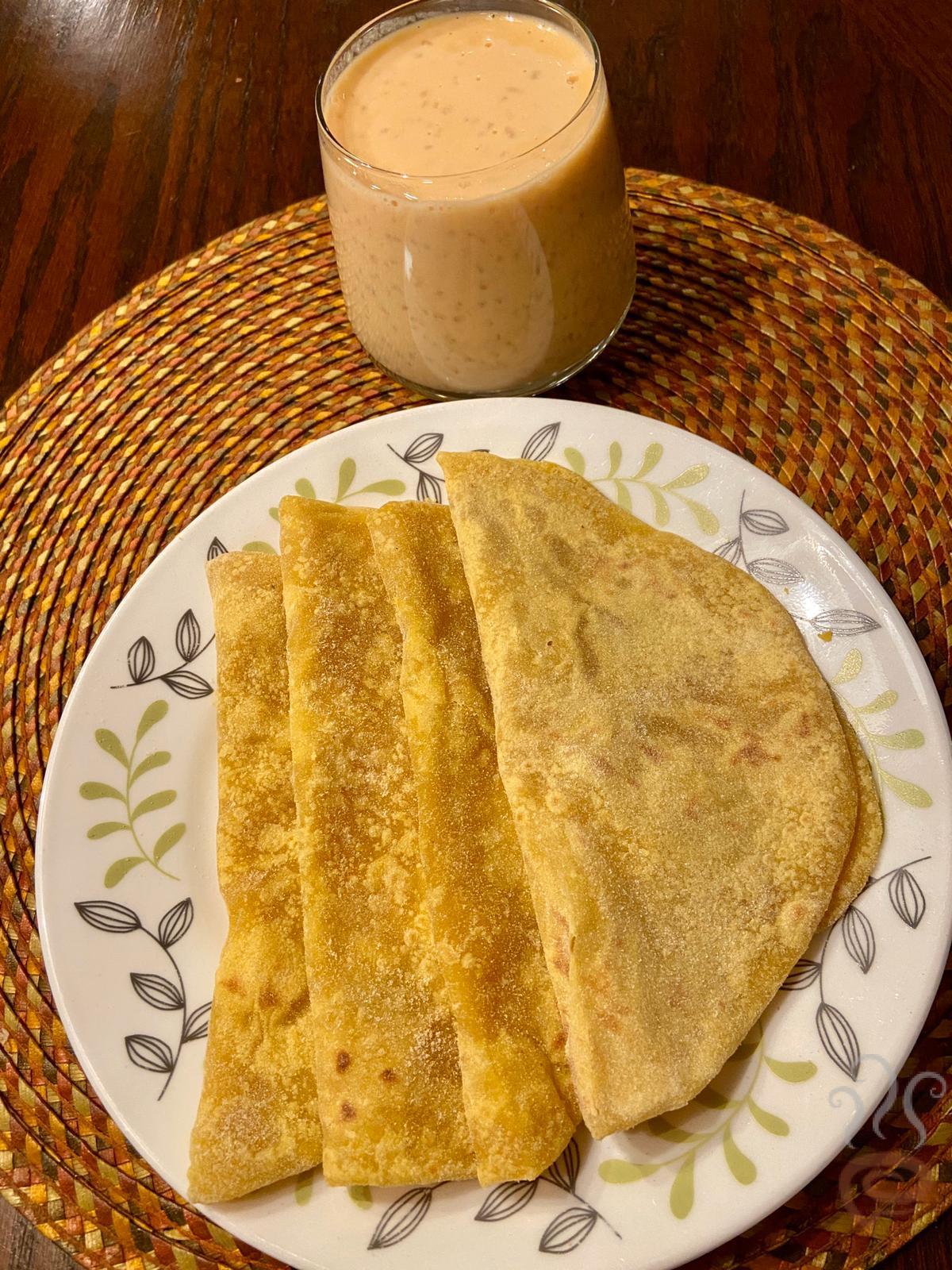 Boli - Trivandrum Sadhya Delicacy