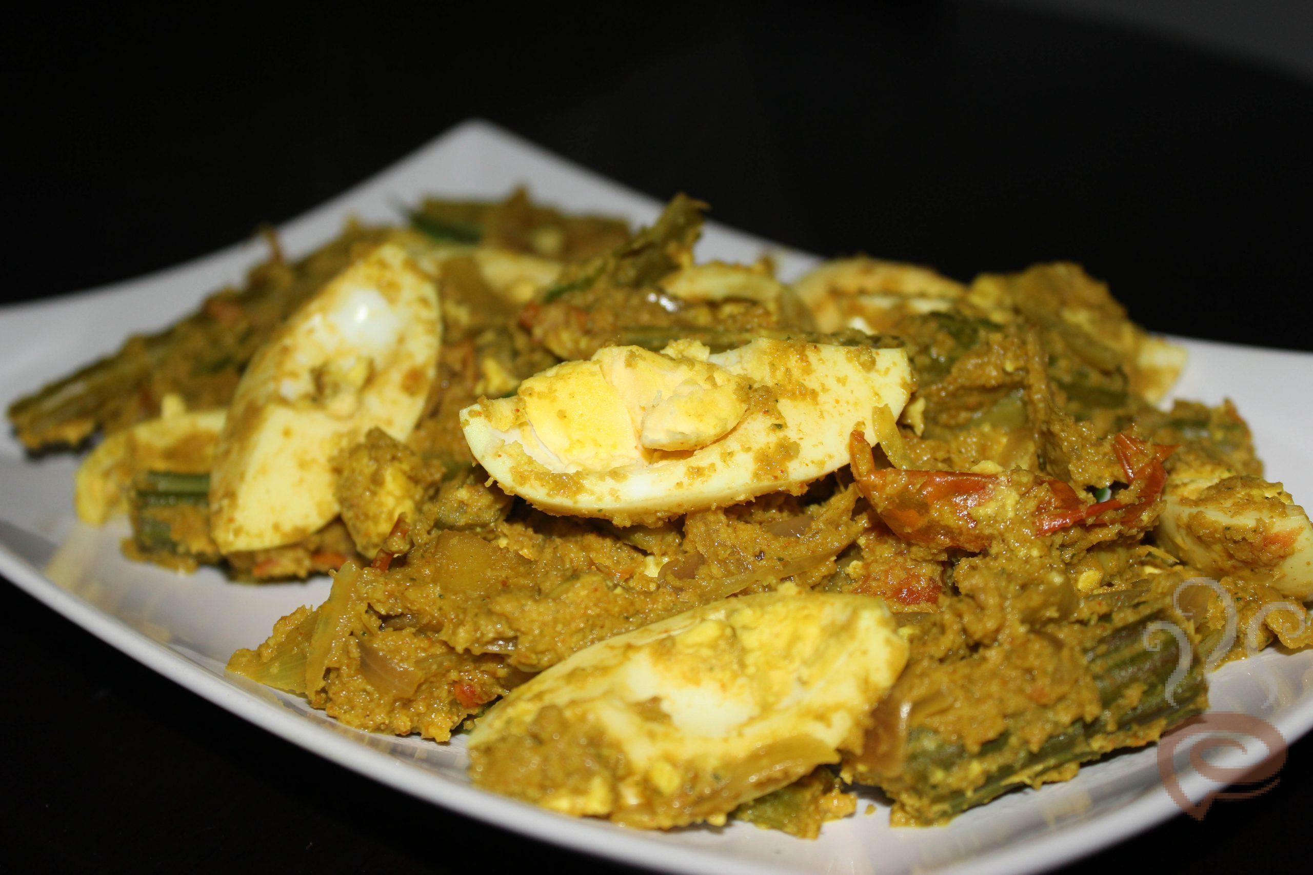 Egg Aviyal
