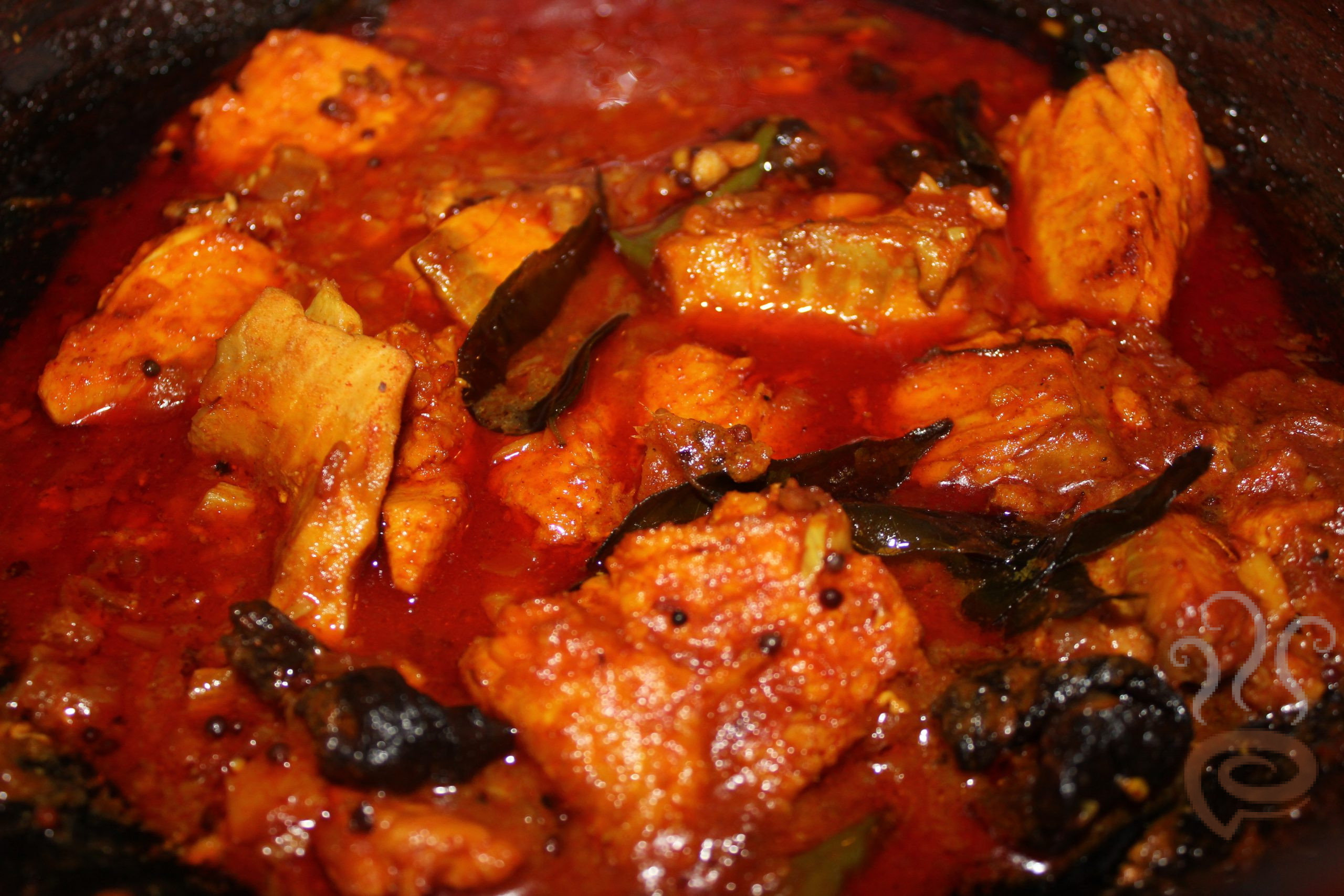 Kerala Meen Curry