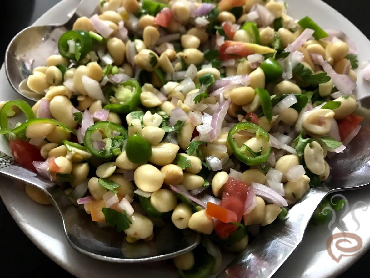 Peanut Masala Salad