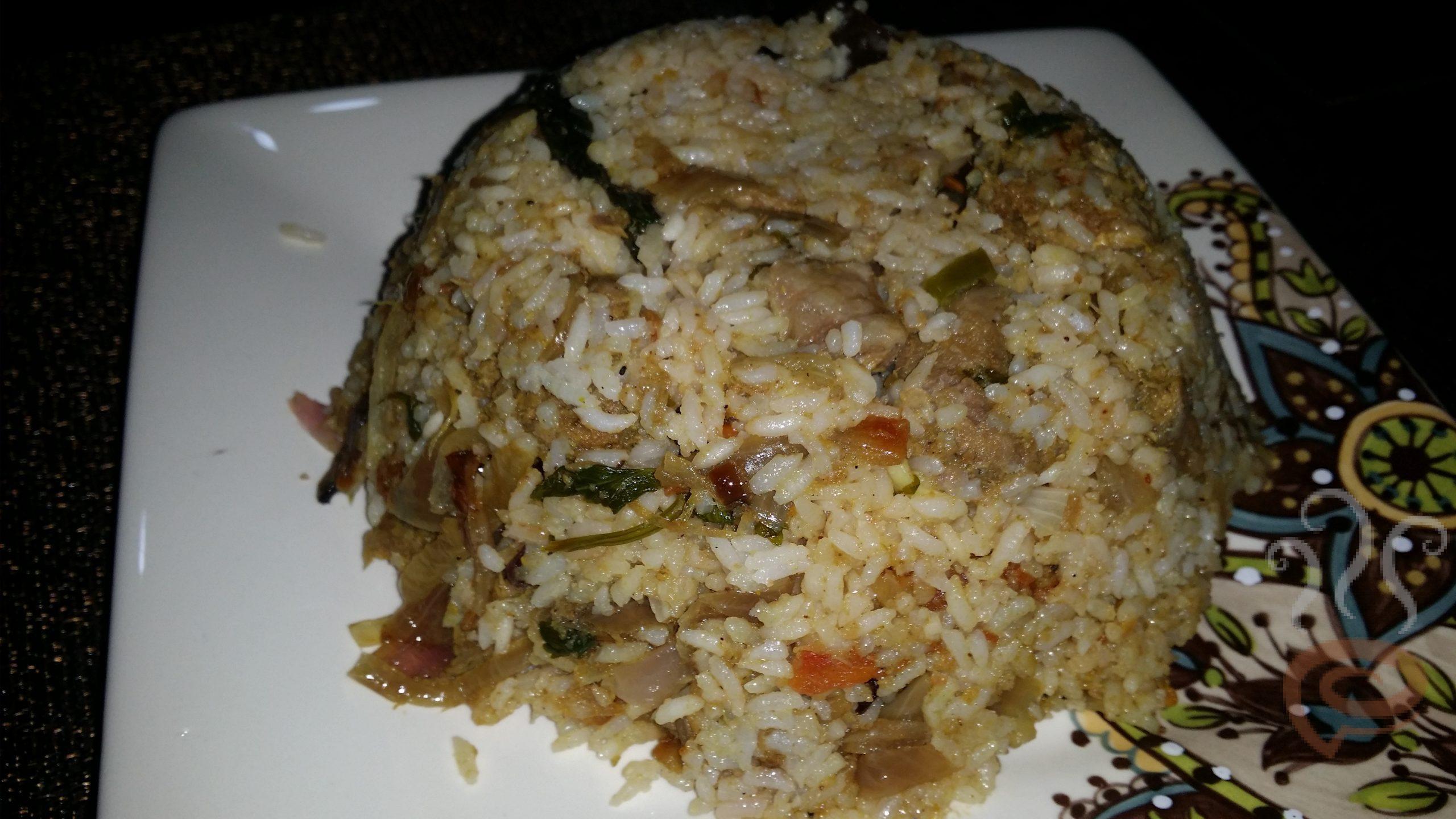 Kerala Restaurant Style Mutton-Beef Biriyani