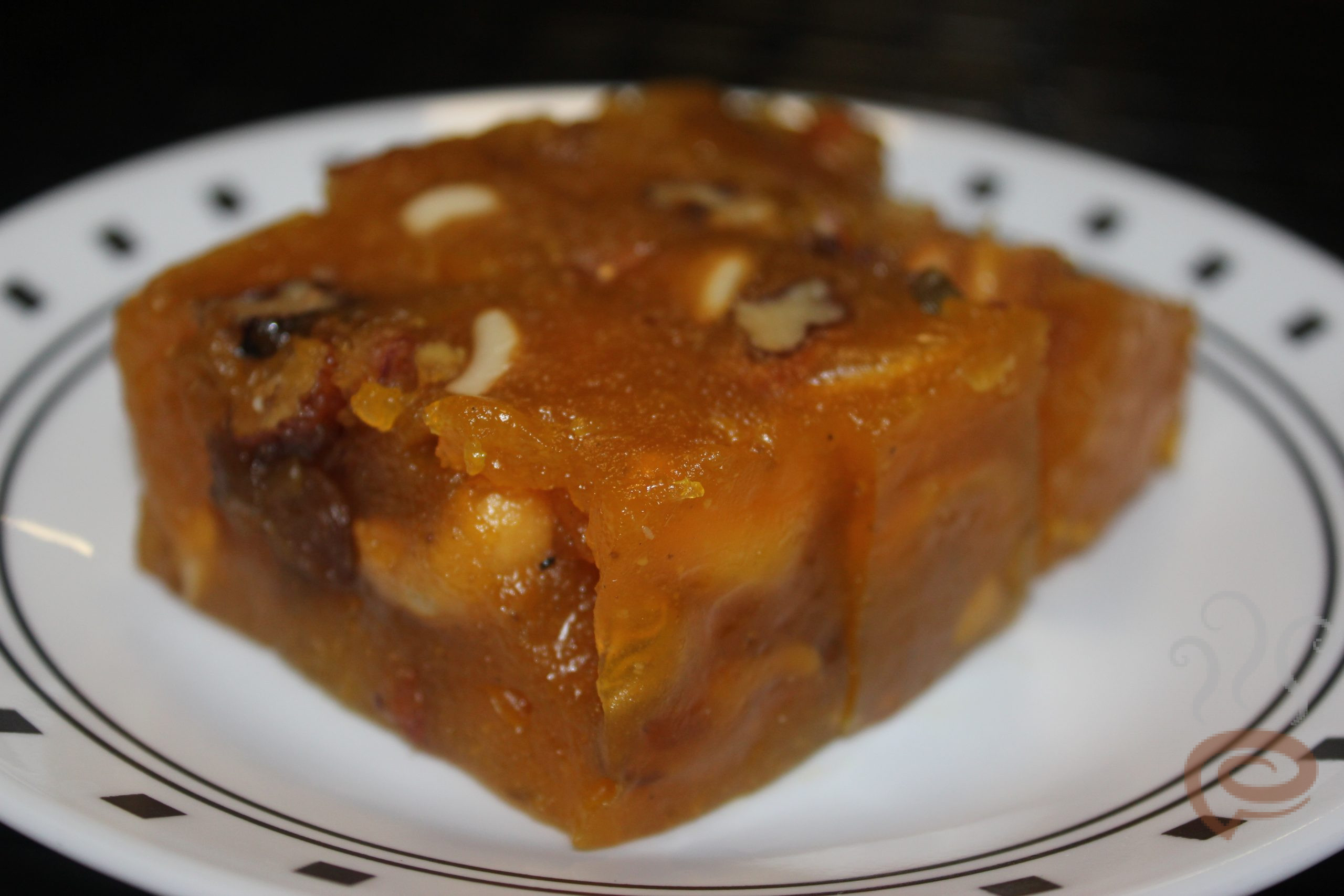 Kerala Fruit Halwa