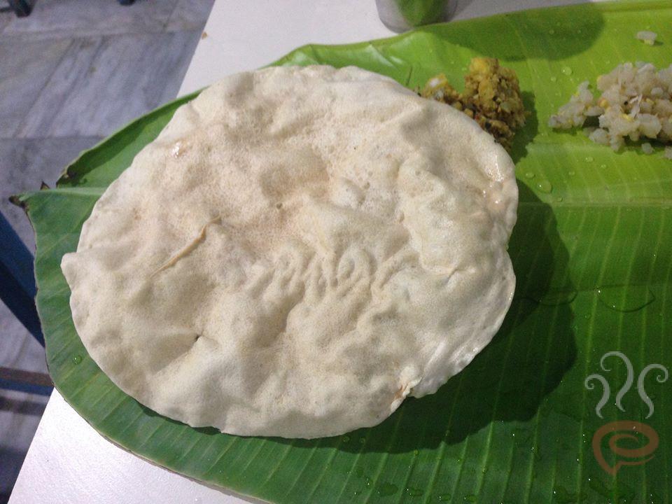 Simple Pappadam