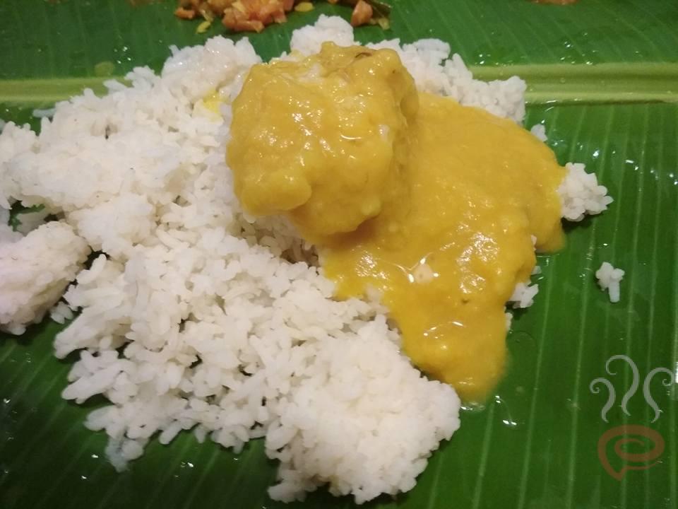 Kerala Style Parippu Curry