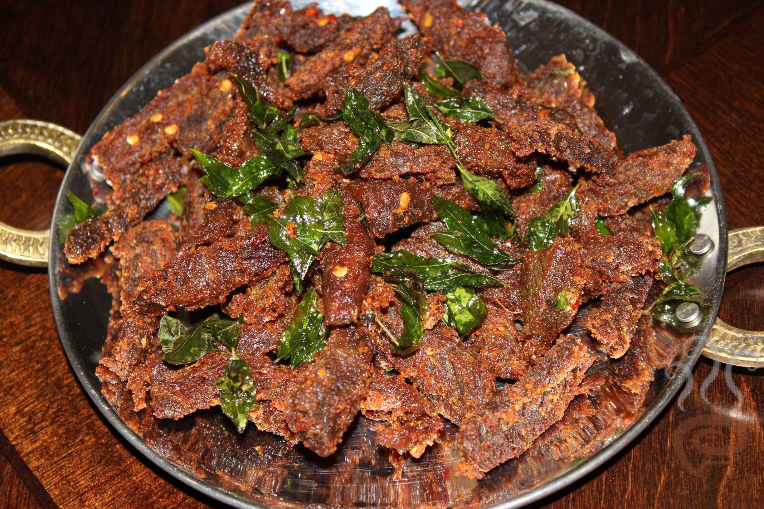 Kerala Beef Dry Fry
