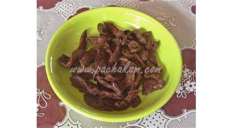 Dry Mango Pickle