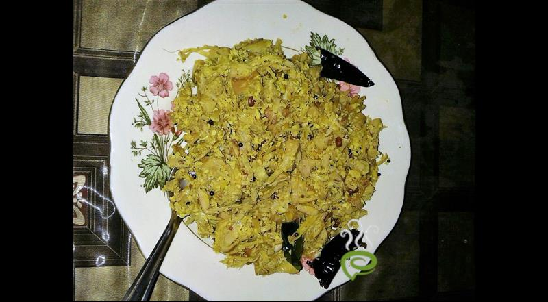 Idichakka Thoran | Tender Jackfruit Thoran