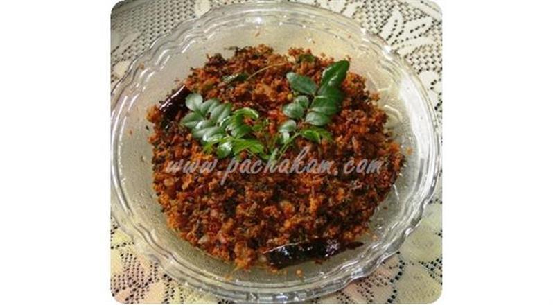 Kerala Style Cheera Thoran   Spinach Stir Fry