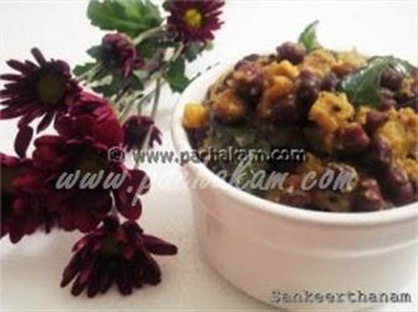 Kerala Style Koottu Curry
