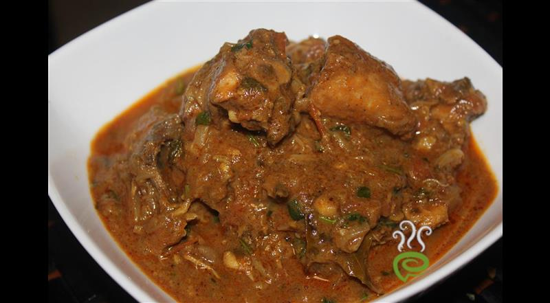 Kerala Style Easy Chicken Curry