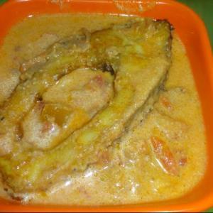 Poppy Fish Curry