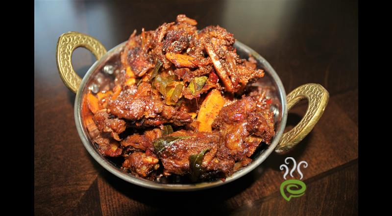 Mutton Chilly Fry With Video