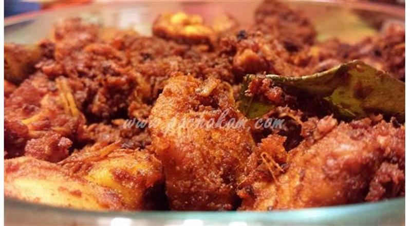 Payyoli Chicken Fry