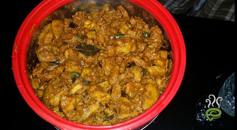 Pork Vindaloo In Goan Style