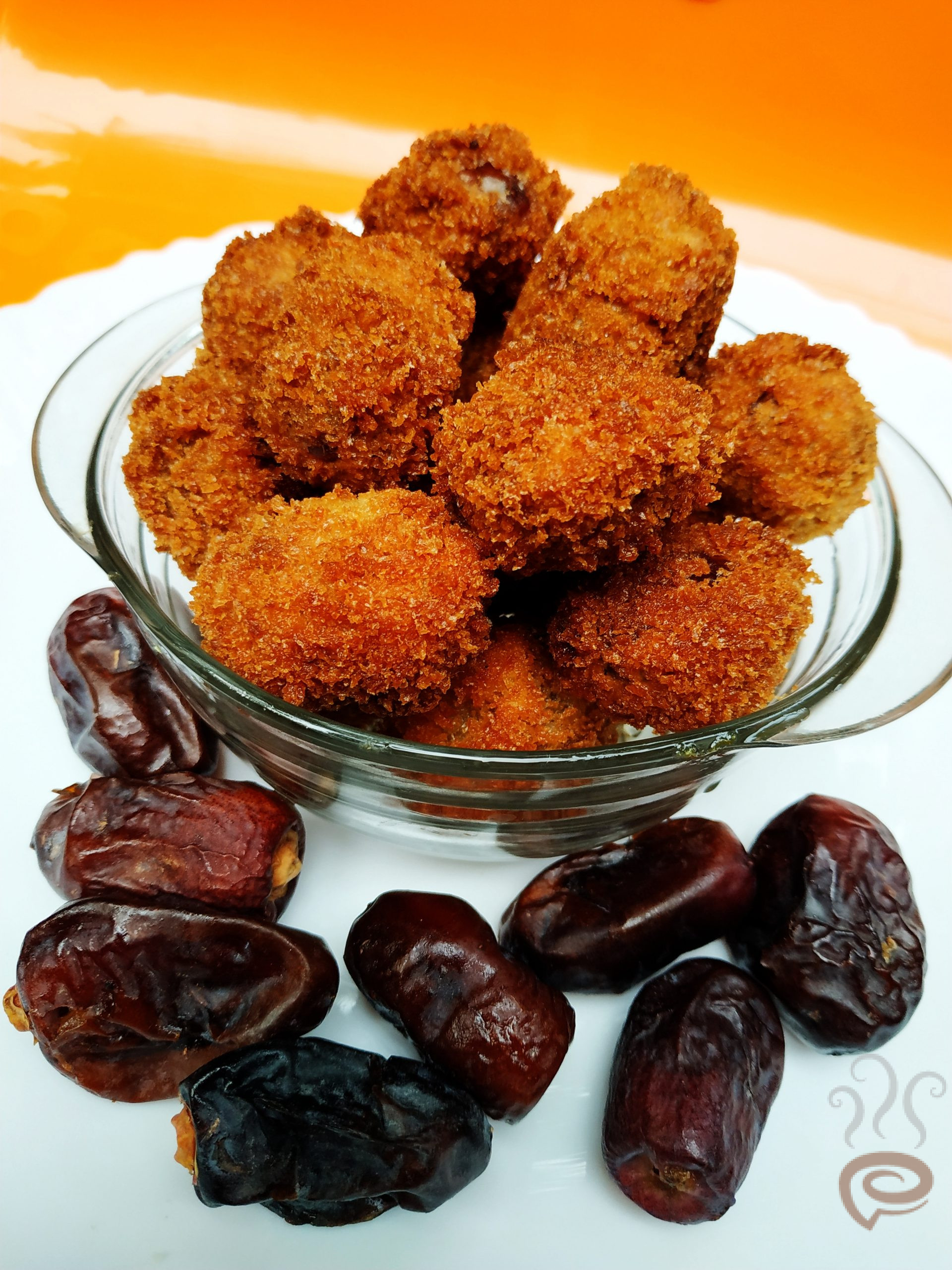 Crispy Dates Fry | Dates Fritters