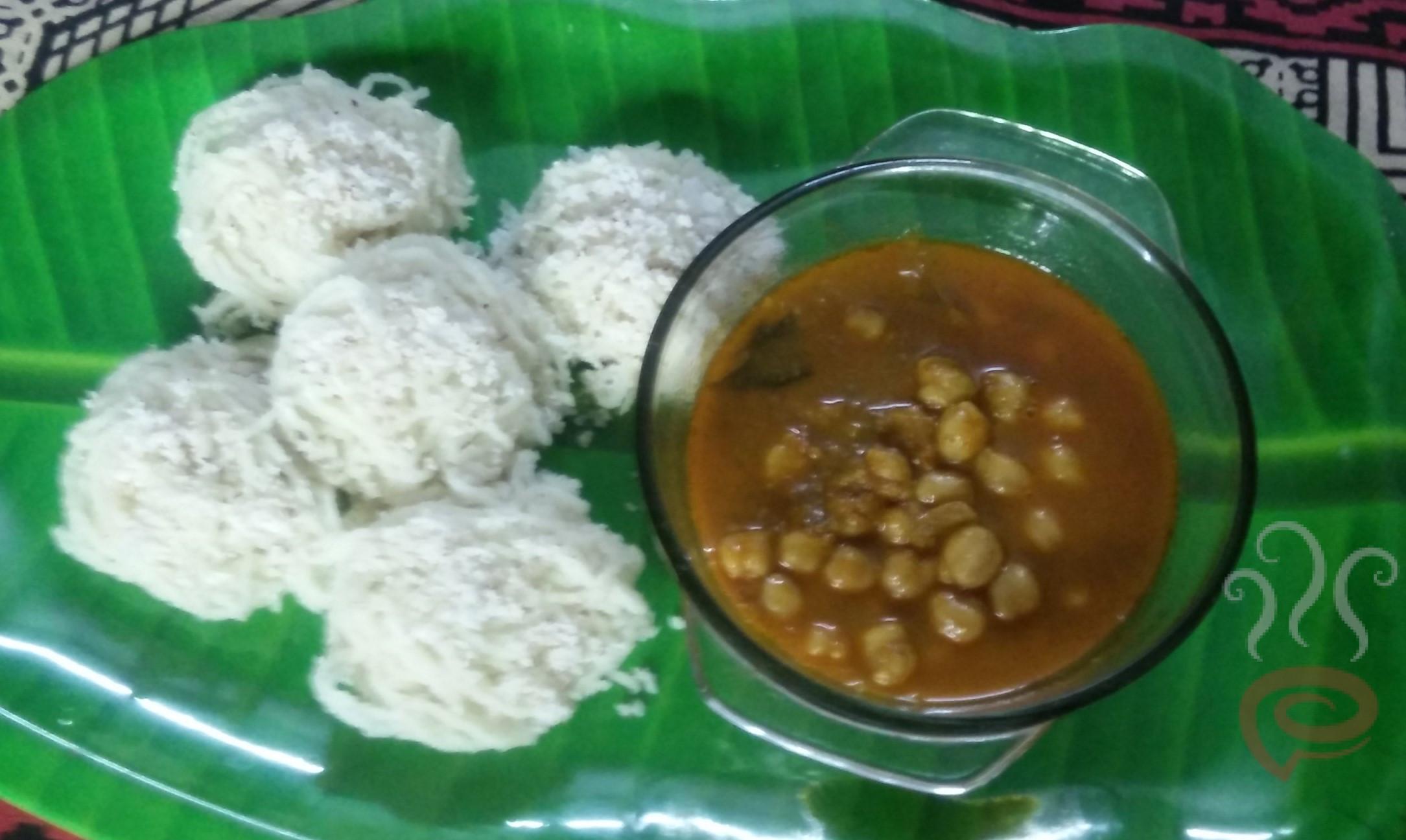 Rava Idiyappam | Sooji Idiyappam
