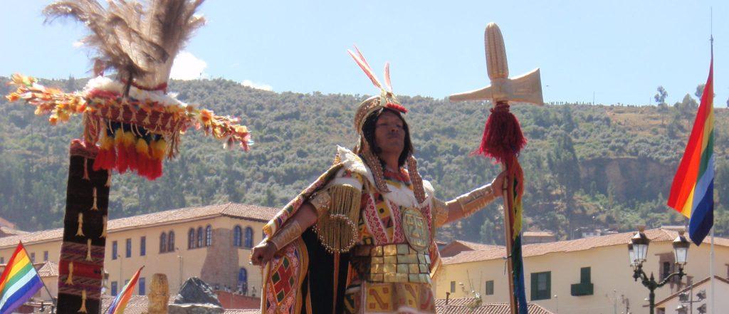 Inti Raymi à Cusco