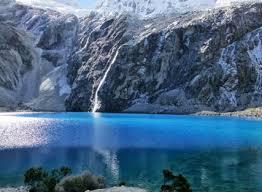 Lagune Paron Pérou