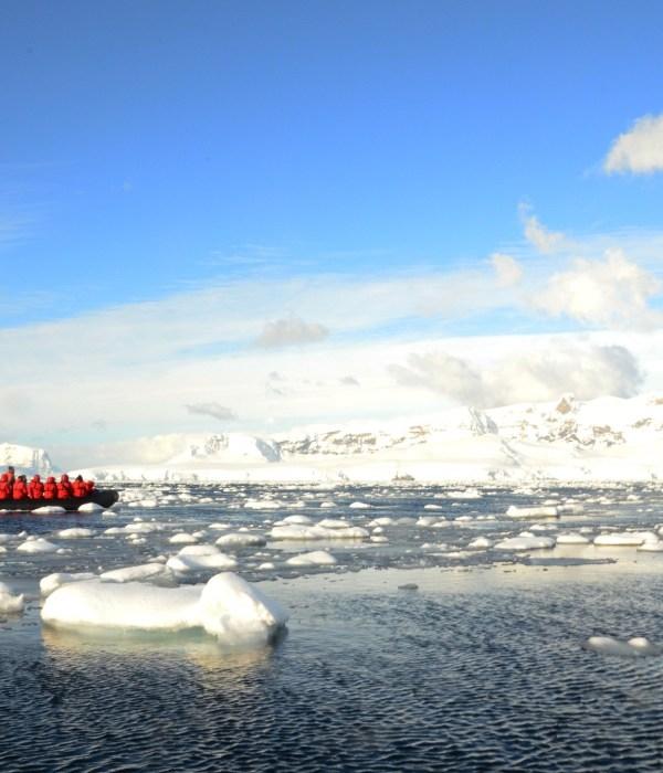 Voyage en Antarctique - Guide pratique