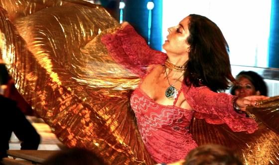 ALANNA CRUISE 2011