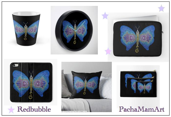 Redbubble Butterfly