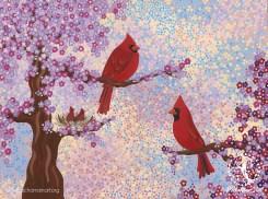 Vanilla Sky and Blossom Cherry