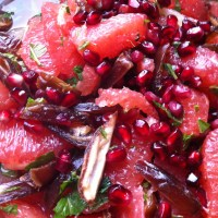 Prayers, Pomegranates and Moroccan Fruit Salad